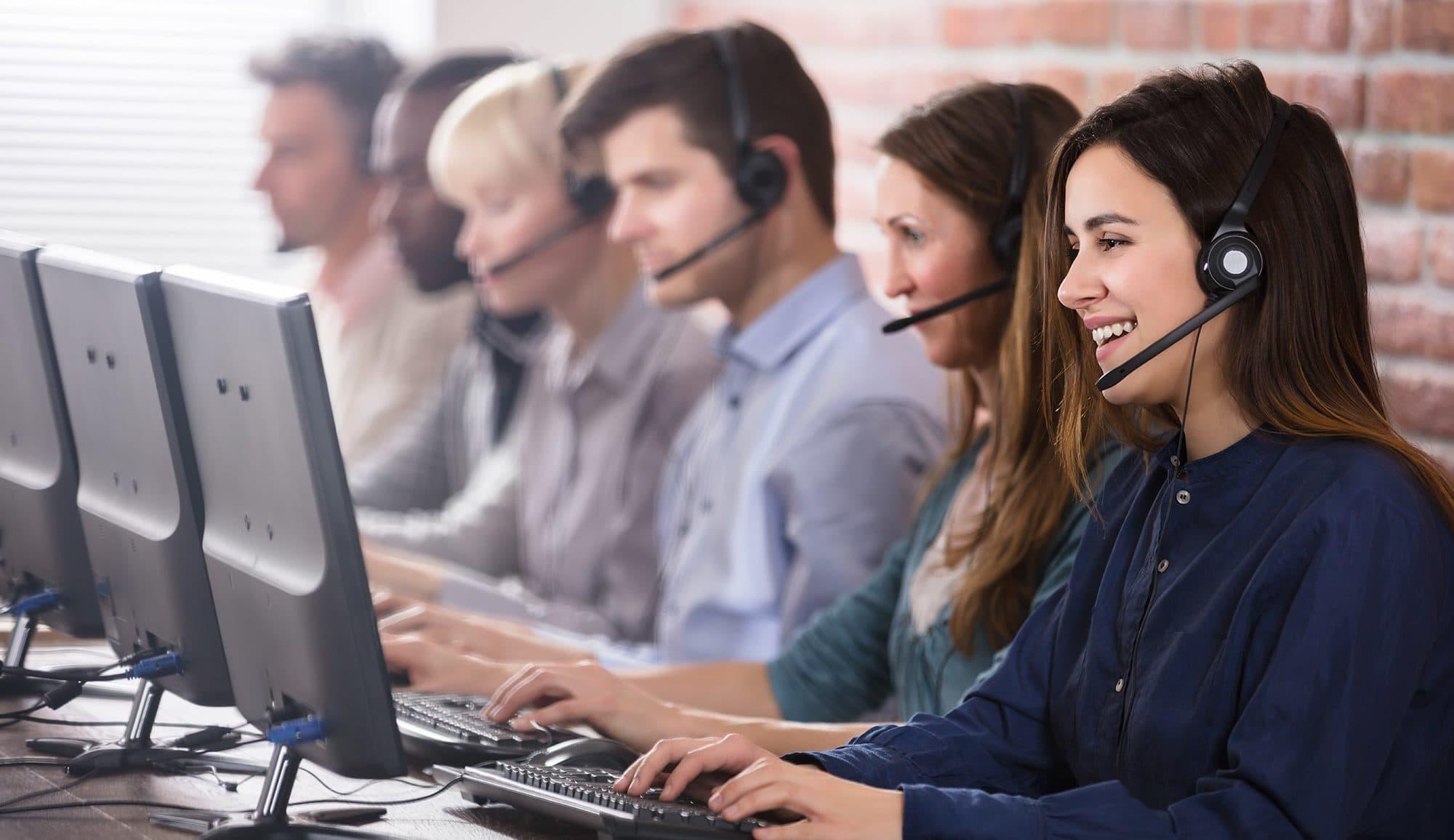 formation métiers de la relation client au téléphone