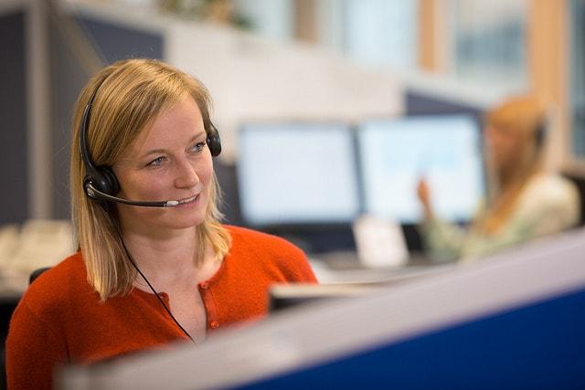 Conseils service client - Centre de contact
