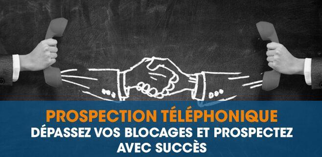prospection téléphonique formation