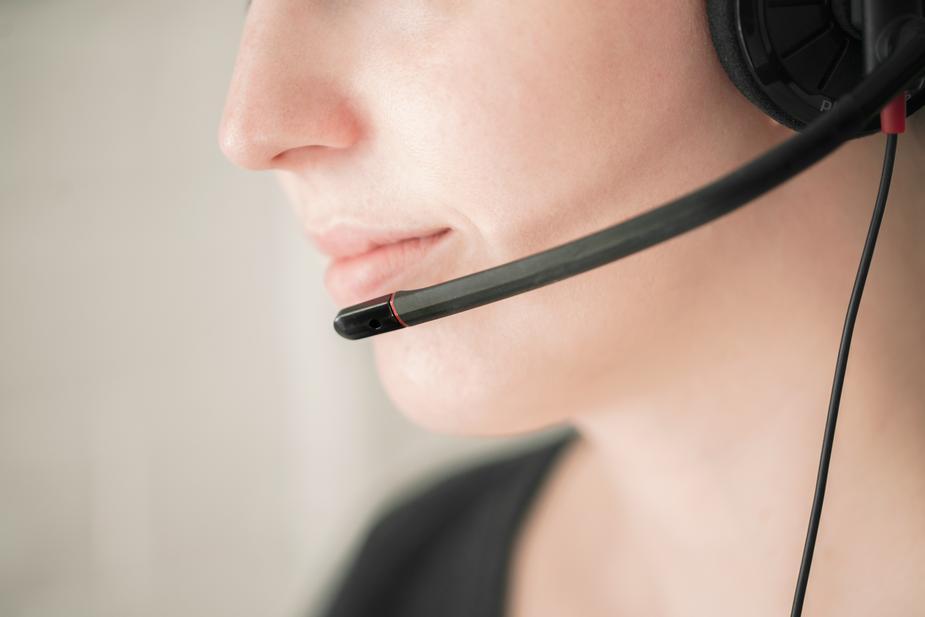 Téléconseiller service SAV Hotline