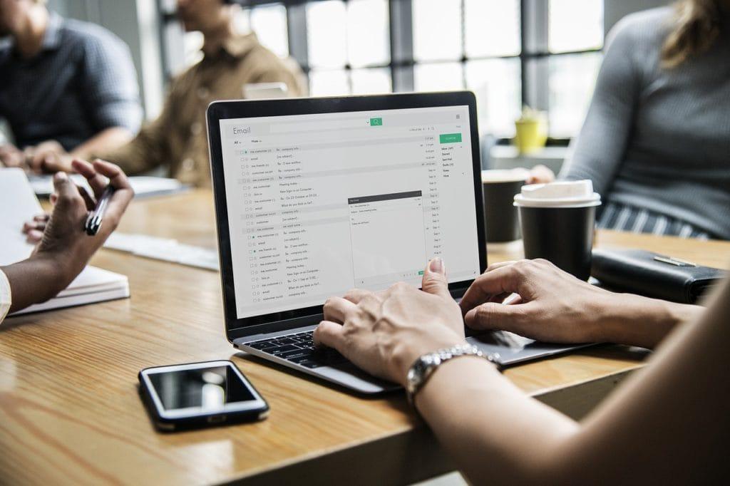 formation gestion des emails dans la relation client